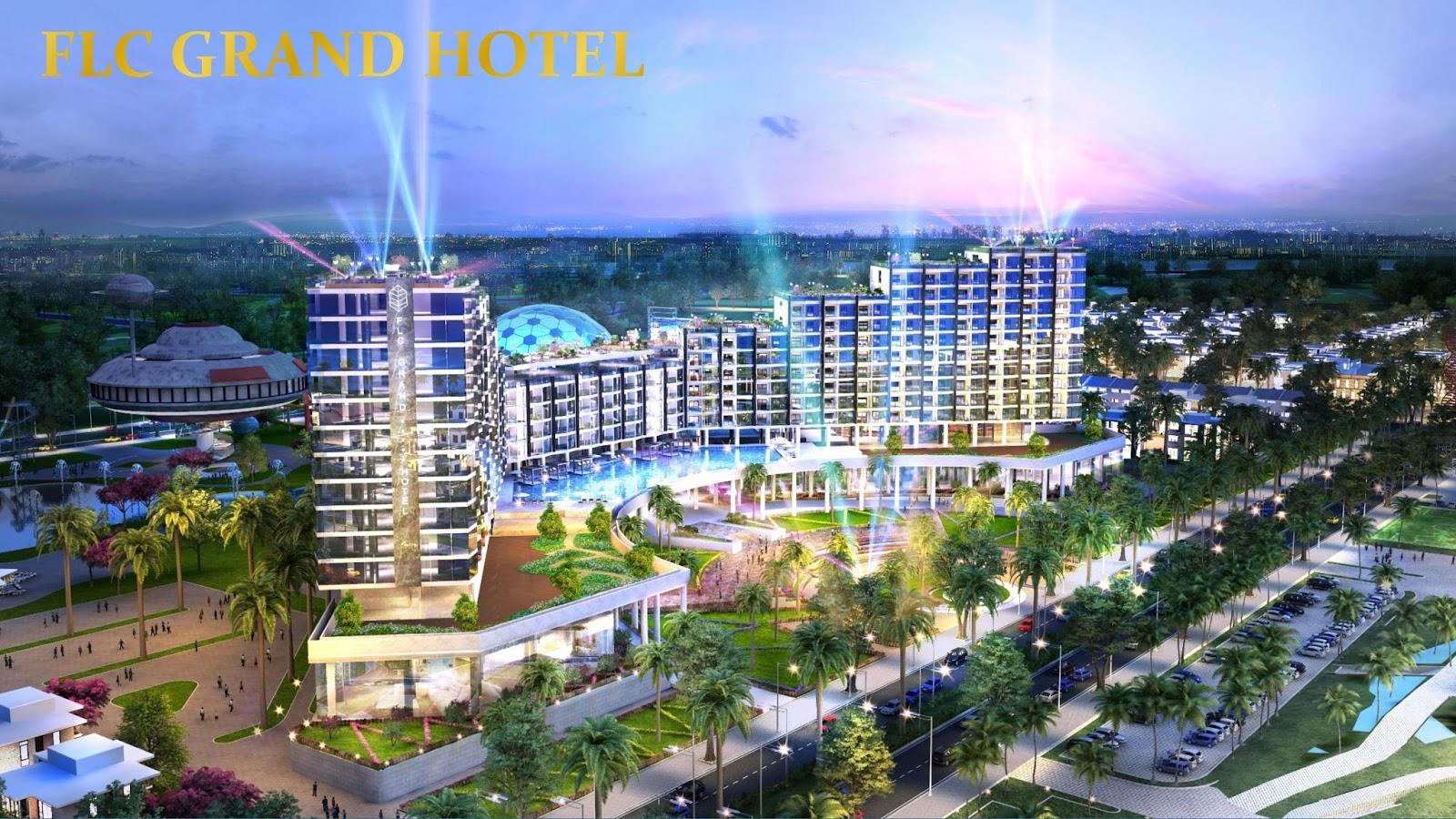 khách sạn 5 sao flc grand hotel 15 tầng