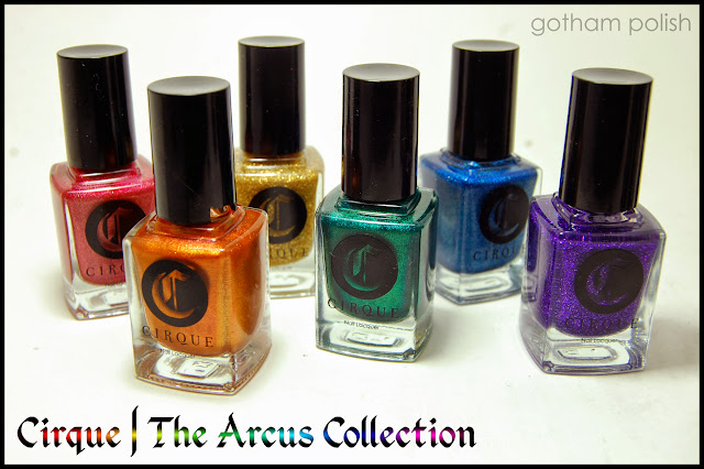 Cirque Arcus Collection