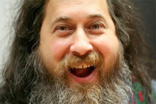 Richard Stallman ya es parte del Internet Hall of Fame