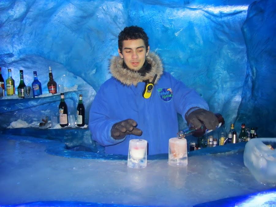 bar de gelo argentina