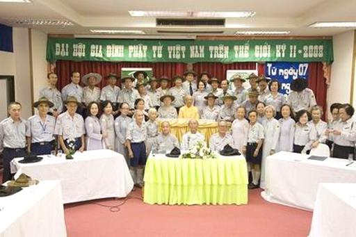 Quyết nghị Đại Hội GĐPTVN Trên Thế Giới kỳ II NK.2008-2012
