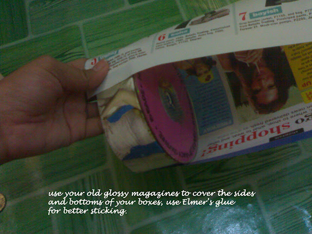 recycling projects, DIY Projects, how to recycle old cds and magazines