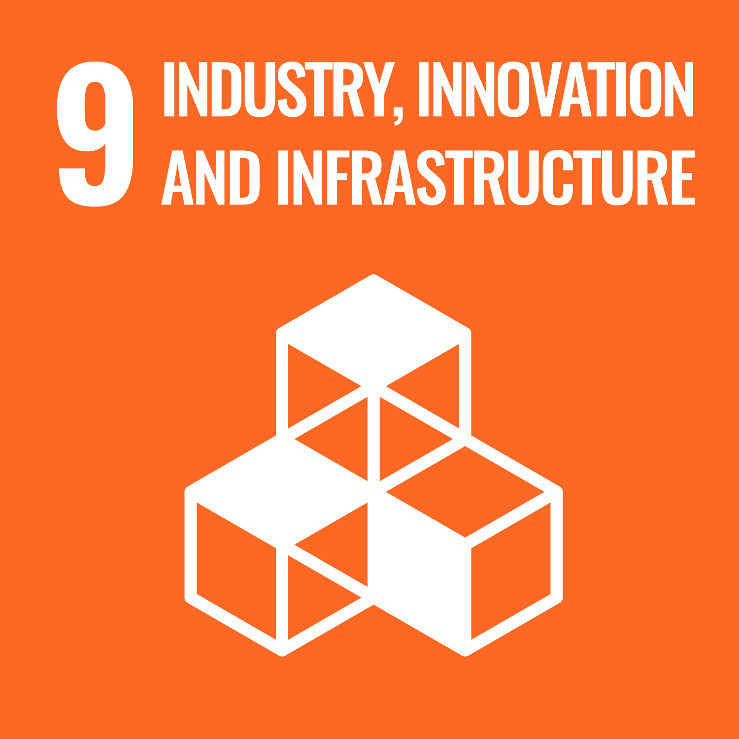 Sustainable Development Goal 9. Build resilient infrastructure, promote sustainable industrialization and foster innovation.