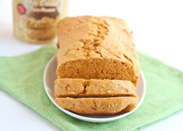photo of Pumpkin Ice Cream Bread