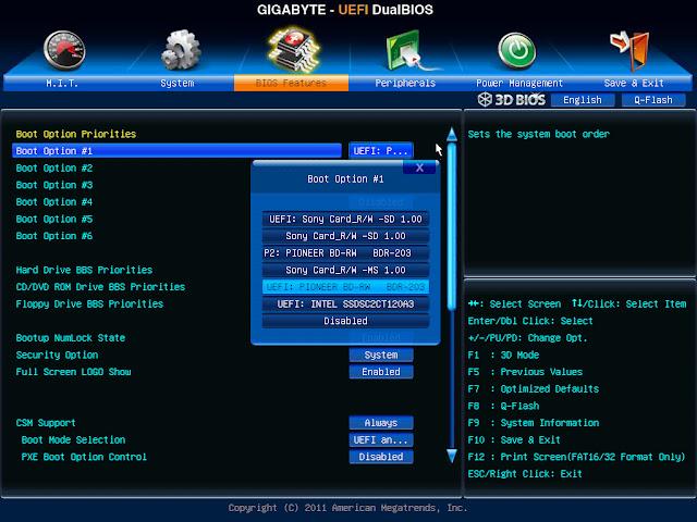 Che cos'è UEFI e quello che c'è da sapere sul nuovo BIOS ...