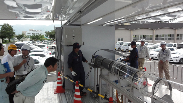 Đơn hàng đường ống cần 15 nam làm việc tại Kanagawa Nhật Bản tháng 07/2017