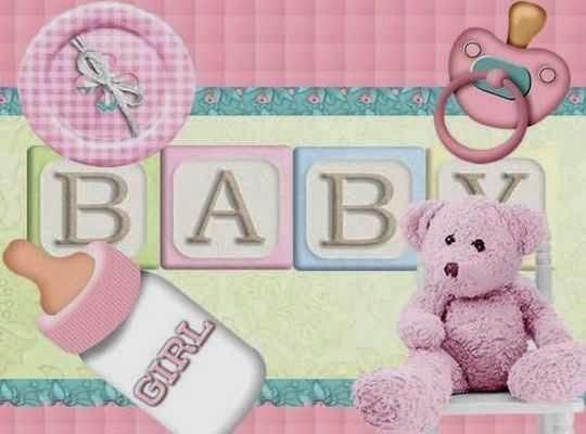 tarjetas para usar en 1 baby shower