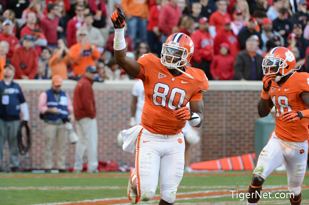 Clemson vs. NC State Photos - 2012, Brandon Ford, Football, NC State