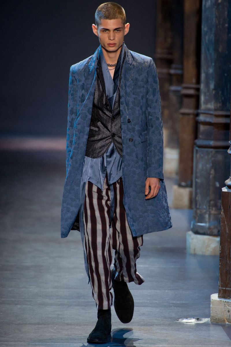 Paris Fashion Week SS13 Round Up [men's fashion]