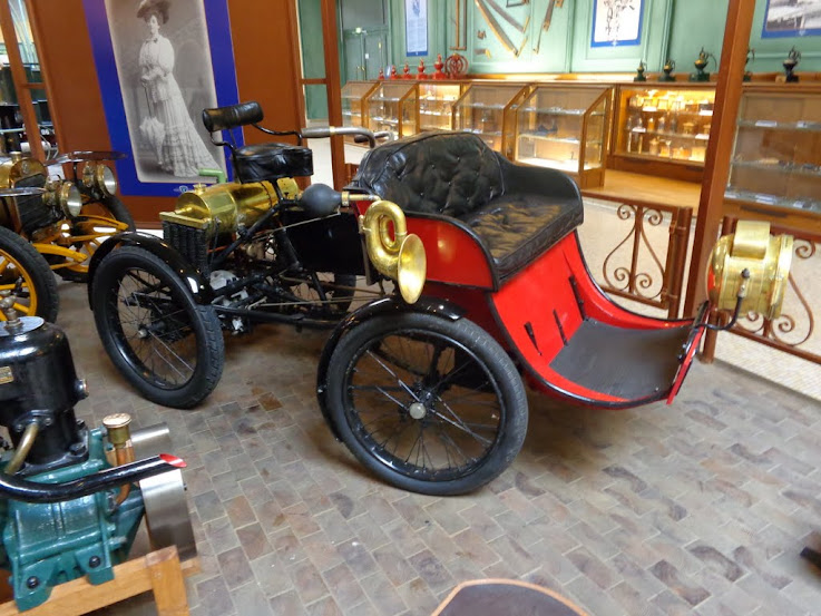 Musée de l'aventure Peugeot à Sochaux DSC01149