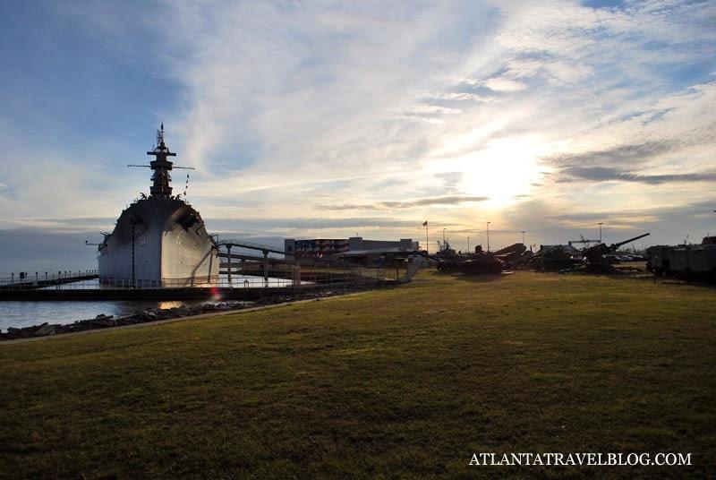 Танки в Алабаме