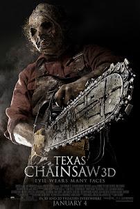 Sát Thủ Lưỡi Cưa - Texas Chainsaw 3d poster