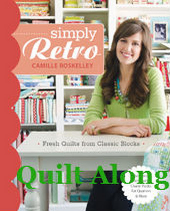 Grab button for Simply Retro Quilt Along