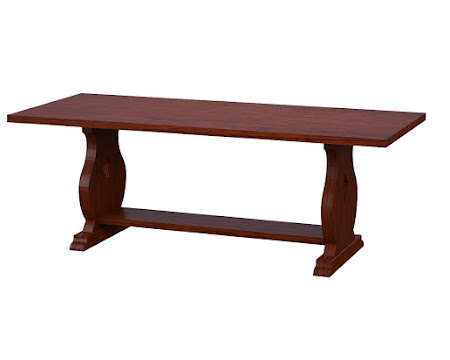 Bordeaux Coffee Table Michigan Quarter Sawn Oak