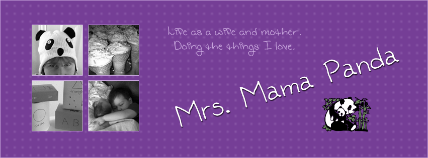 Mrs. Mama Panda