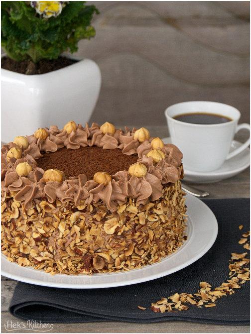 Nutella Torte Hek S Kitchen