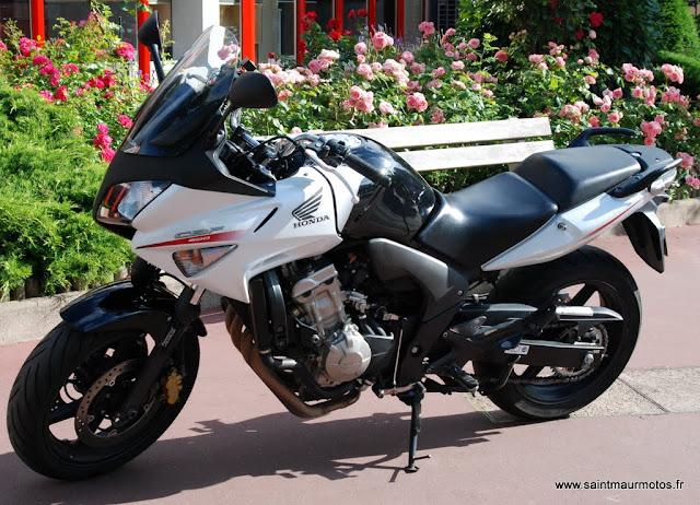 cbf600 saint maur motos. Black Bedroom Furniture Sets. Home Design Ideas