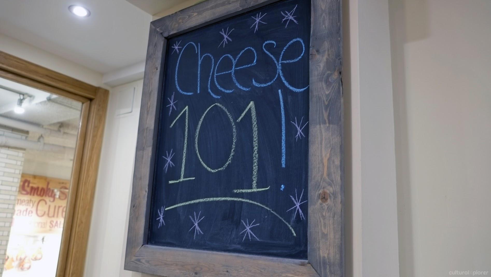 Cheese 101 Murray's