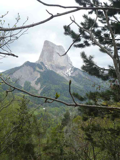 Mont Aiguille : une dernière pour la route