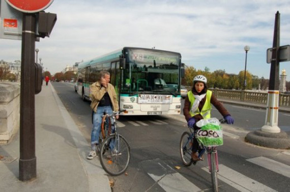 Doce consejos rápidos para comenzar a ir en bici por la ciudad