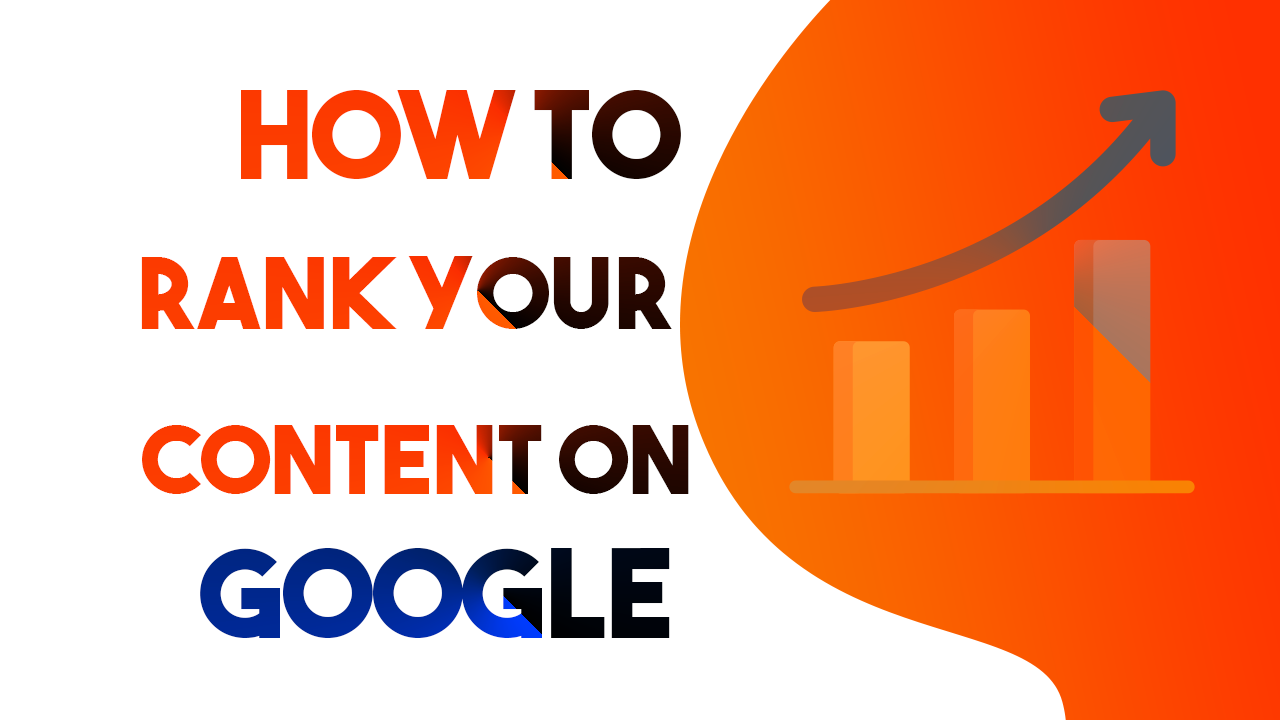 How to improve google search ranking for your website