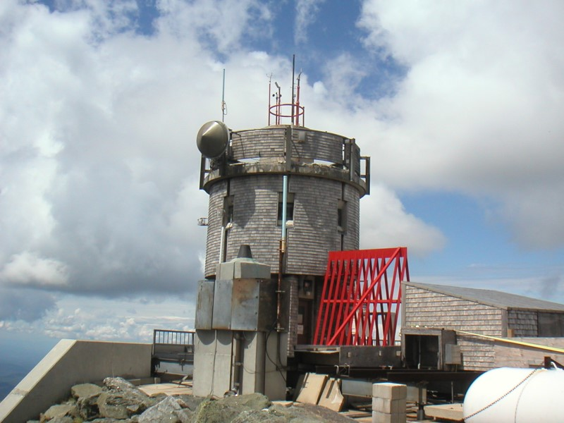 Mount Washington Hillclimb • Observatory