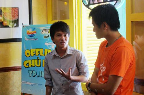 VNG tổ chức offline gặp gỡ game thủ Boom Online HCM 3