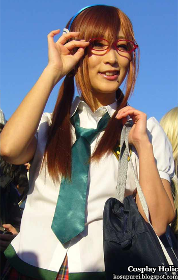 evangelion: 2.0 you can (not) advance cosplay - makinami mari illustrious from japan comiket 79