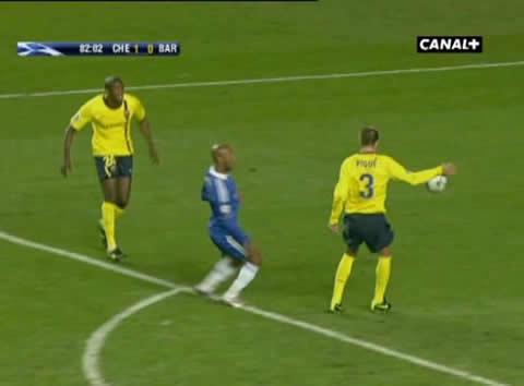 El Barcelona si compra arbitros
