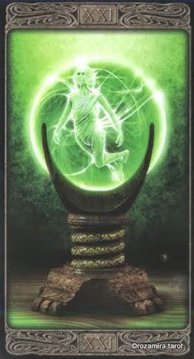 Таро Призраков — Ghost Tarot 528_21