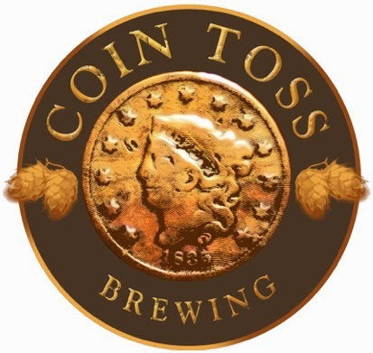 image of Coin Toss's logo courtesy the brewery