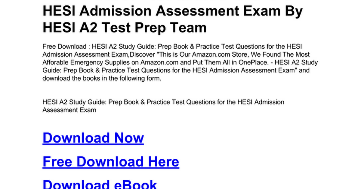 hesi-a2-study-guide-prep-book-practice-test-questions-for-the-hesi ...