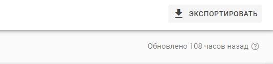 Проблемы Search Console