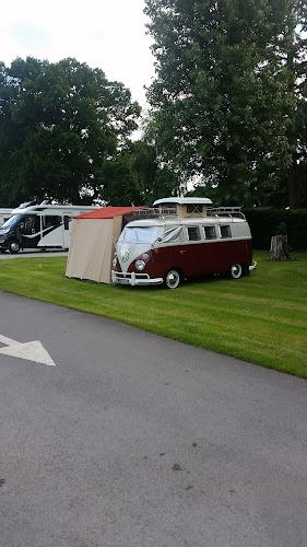 Chester Fairoaks Caravan Club Site at Chester Fairoaks Caravan Club Site