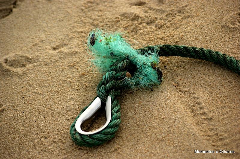 Perdido na praia