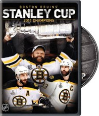 Boston Bruins Stanley Cup Champions DVD