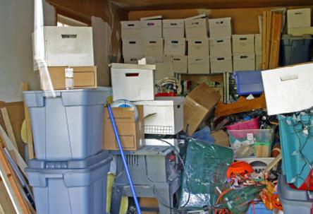 obsessive hoarding clutter