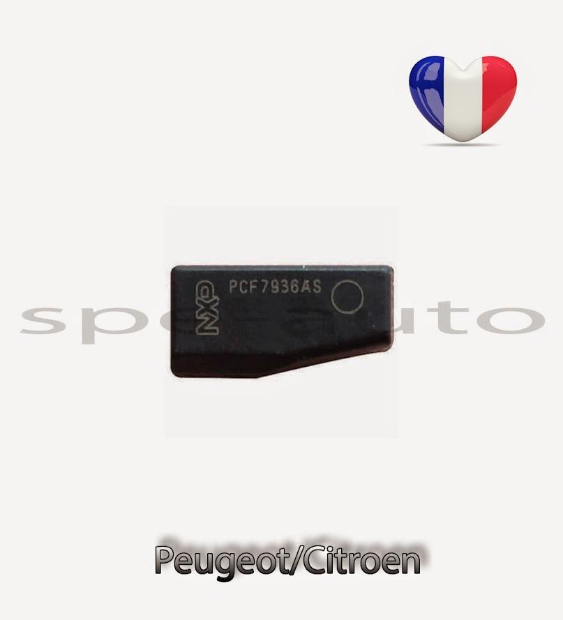 Transpondeur id46 pcf7936as antid marrage peugeot citroen for Lettre litige garage