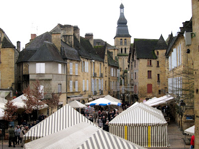 Truffle Festival in Sarlat, France