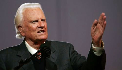 Billy Graham Says America Is In Great Need Of A Spiritual Awakening