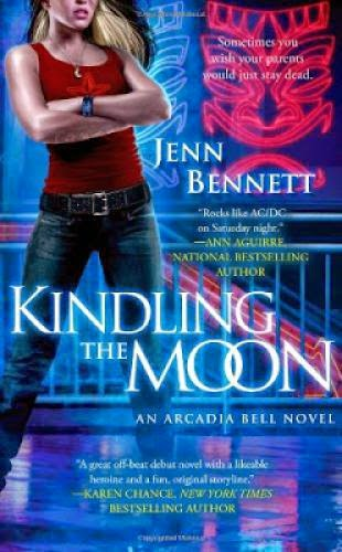 Review Kindling The Moon By Jenn Bennett Book 1 Of The Arcadia Bell Series