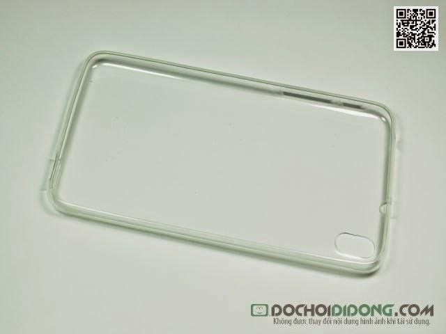 Ốp lưng HTC Desire 816 Yume dẻo trong