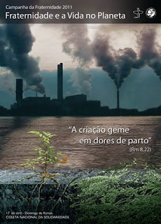 Aquecimento global e mudanças climáticas são colocadas em debate pela CF 2011