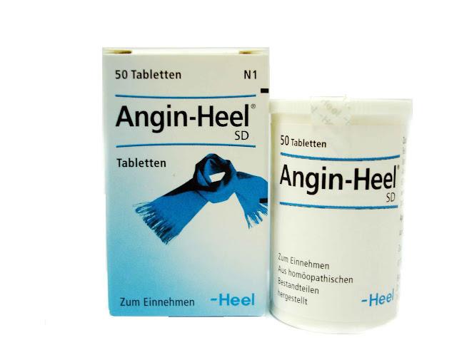 Angin-Heel® SD/ ანგინ-ჰეელ სდ