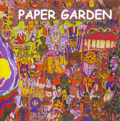 the Paper Garden ~ 1968 ~ The Paper Garden Presents