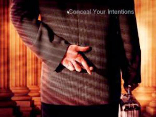 5 Ways People Conceal Their Intentions And Fool You