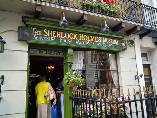 Sherlock Holmes Museum. #StudyAbroadBecause the world awaits you