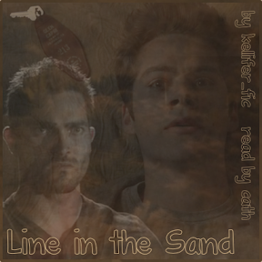 line in the sand podcover