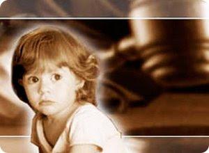 Лишили родительских прав заочно