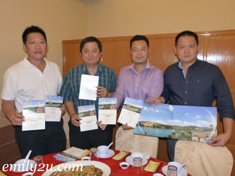 Press Conference: Launch of Clearwater Bay Resort